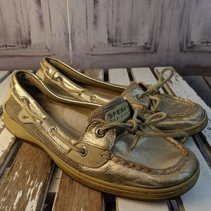 Sperry top-sider sider womens shoes comfort flats